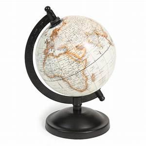 Globe terrestre H 20 cm ATHINIGANE Maisons du Monde