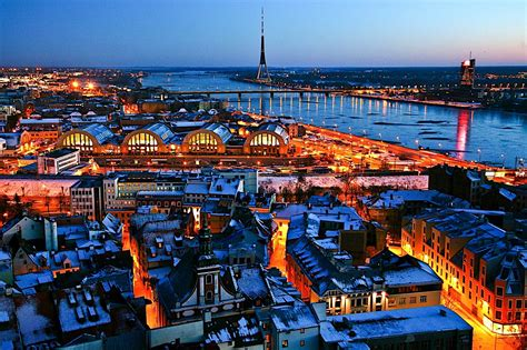 Backpacking in Riga or how to understand a culture in 6 ...