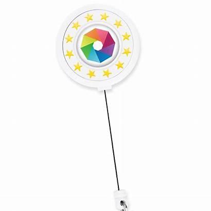 Star Spinner Reel Badge Devara Wishlist Save