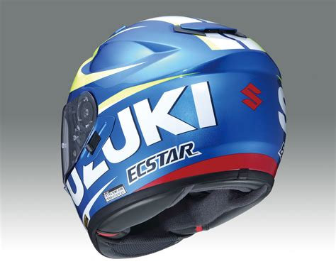 Suzuki Gsxr Helmet by Product Shoei Gt Air Suzuki Motogp Helmet Cycleonline