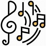 Melody Compose Songs Notes Icon Flaticon Icons