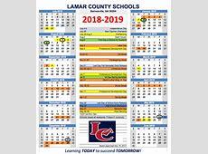 Home Lamar County School System