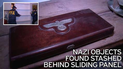 Huge Stash Of Nazi Memorabilia Including Adolf Hitler