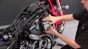 Power Commander 5 Install  2013 Suzuki M109r