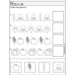 cut and paste pattern worksheets for preschool free printablesfree preschool