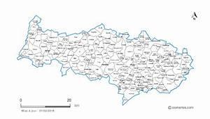 Garage Val D Oise : carte personnalisable des villes et communes du val d 39 oise ~ Gottalentnigeria.com Avis de Voitures