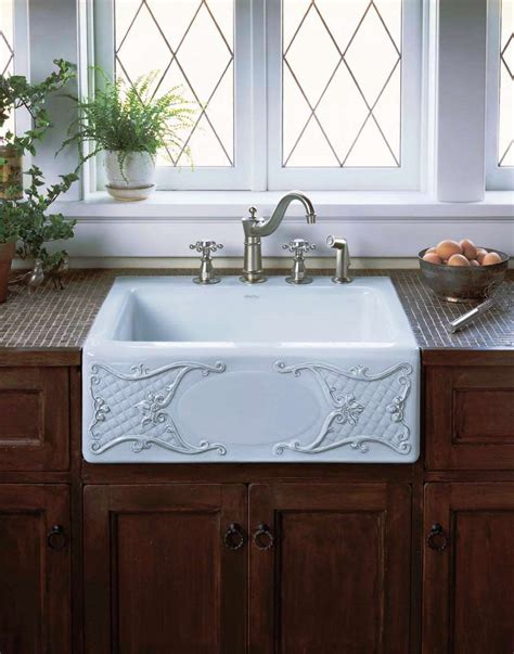 kitchen sink window ideas small top mount farmhouse kitchen sink with white color