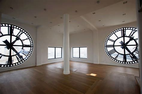 clock tower penthouse  brooklyn idesignarch interior