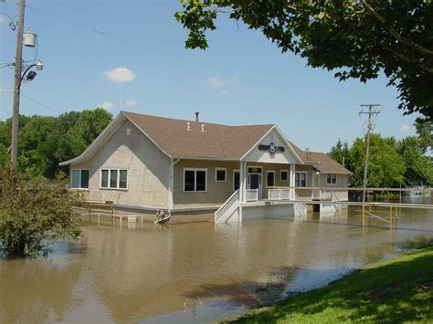 Boat House Quincy by National Weather Service Advanced Hydrologic Prediction
