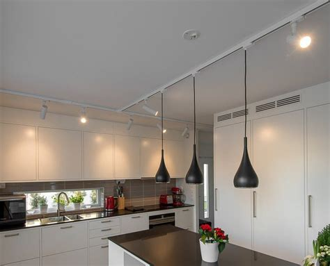 led track lights for kitchen led track lighting australia l e d world 8971