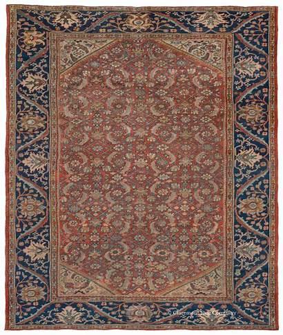 Mahal Antique Persian Rug Carpets Rugs Oriental