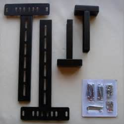 deluxe headboard bracket kit by reverie hb kit100