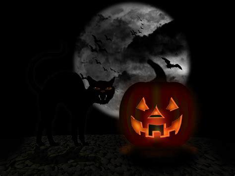 Animated Halloween Wallpaper  Free 3 D