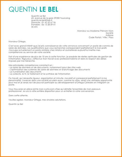 lettre motivation commis cuisine lettre de motivation commis de cuisine images gallery