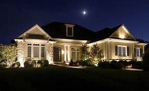 How landscape lighting can add home security ntx outdoor