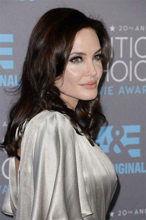 Angelina Jolie - 2015 Critics Choice Movie Awards in Los ...
