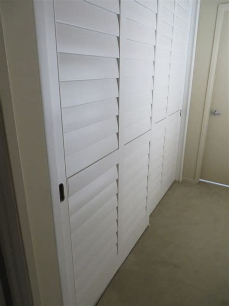 Plantation Shutters & Closet Doors