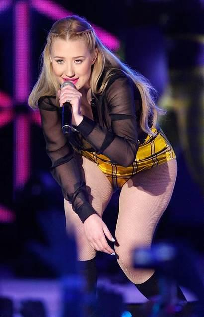 Iggy Azalea Blonde Babe Rap Dance Rapper