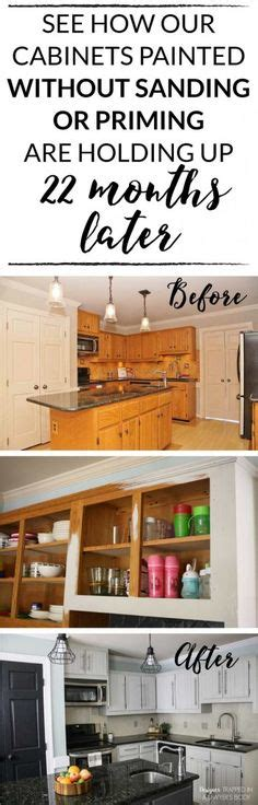 how to refinish cabinets without sanding 12 diy farmhouse decor ideas you need to try happy