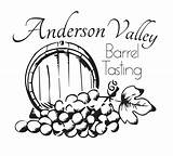 Wine Barrel Tasting Clipart Valley Clip Anderson Barrels Ever Wines Weekend Cliparts Foursight Inc Template Sketch Clipartmag Library sketch template