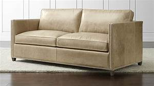 Apartment size leather sofas small apartment size sofas for Leather sectional sofa dimensions
