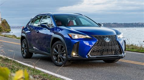 2019 Lexus UX 200 and UX 250h First Test: Spatially Challenged