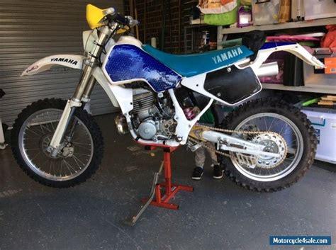Yamaha Wr500 1993 For Sale In Australia