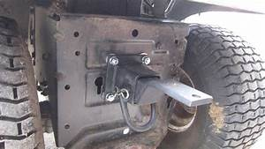 Craftsman Lawn Tractor Tow Hitch