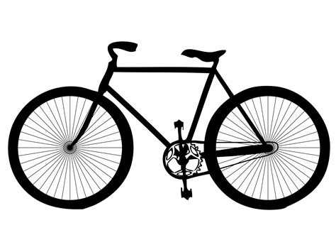 Bicycle Clip Bicycle Clipart Free Stock Photo Domain Pictures