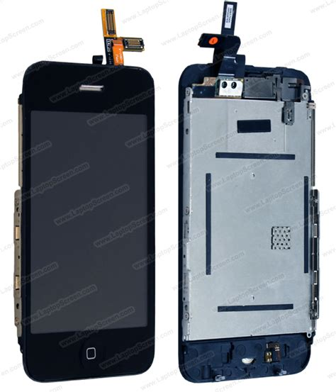 apple iphone repair screen iphone 3gs screen and glass digitizer replacement and repair