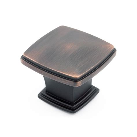richelieu cabinet hardware richmond richelieu hardware 1 49 64 in rubbed bronze colonial