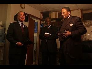 Mayor Bloomberg Speaks at First Baptist Church of ...