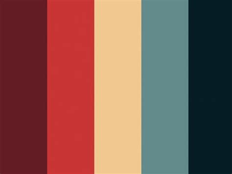 Powerpoint Template Color Scheme