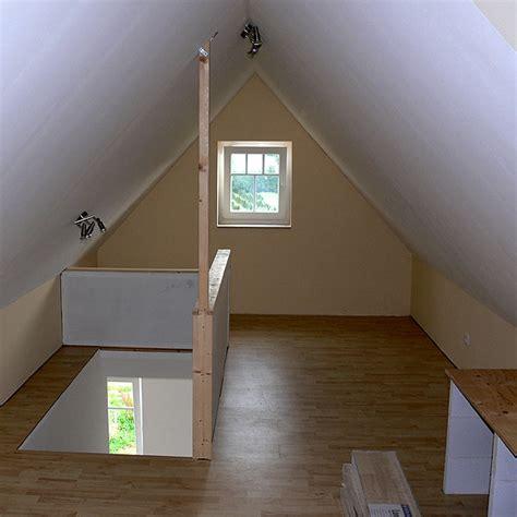 Spitzboden Als Wohnbereich Fuenf Tipps Fuer Den Ausbau by Macht Unter Der Haube M 228 Rz 2017