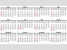 Calendario 2020 EnlaceTotalcom