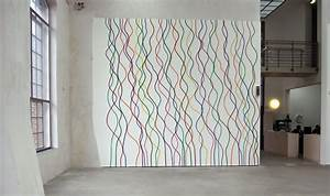 Verputzte Wand Streichen : wand verputzen muster wohn design ~ Frokenaadalensverden.com Haus und Dekorationen
