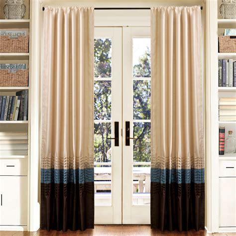 Lush Decor Window Curtains by Lush Decor Blue Chocolate Window Curtains Pair 54 Quot X 84 Quot