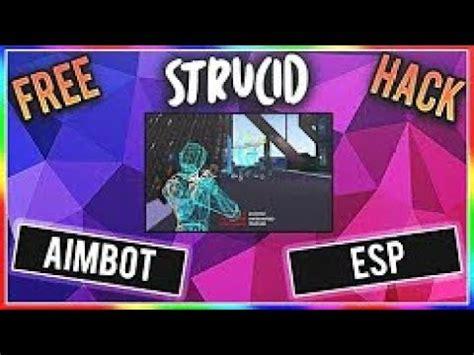 roblox strucid aimbot   youtube