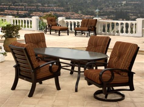mallin patio furniture patio furniture leisure in montana