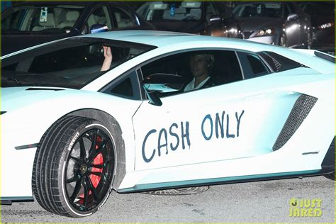 Justin Bieber Car by Justin Bieber Is All Smiles While Stepping Out Of Church