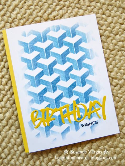 image result  geometric stencil cards  images