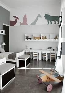 Bett Für Kleinkind : kinderzimmer f r jungs farbige einrichtungsideen zuhause kinderzimmer kinder zimmer und ~ Orissabook.com Haus und Dekorationen