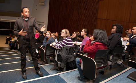 Hill Harper - Daily Photo: Mar 11 2012 - Binghamton University