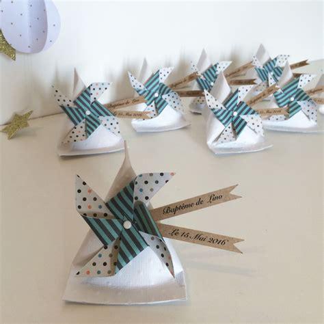 boite  dragees moulin  vent original pour mariages