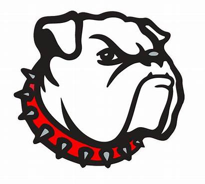 Georgia Bulldogs Embroidery Okmulgee Instant Logos West
