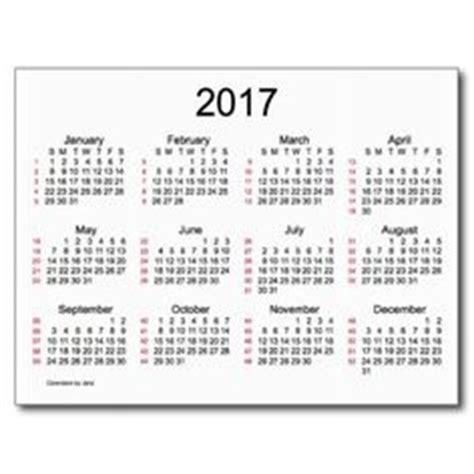 mini calendar janz holidays postcard posts minis cards