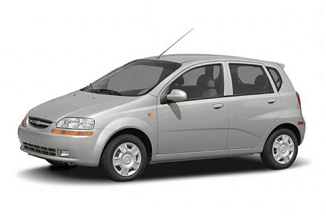 2007 Chevrolet Aveo 5 Information