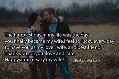 happy anniversary status  wife facebook whatsapp