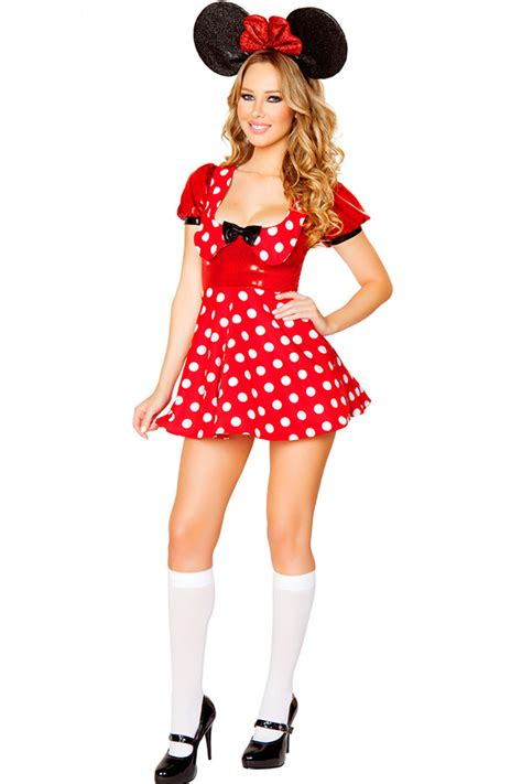 minni mouse kostüm polka dot cutie minnie mouse costume 021315 storybook costumes princess costumes for