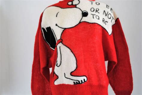 snoopy sweater j c de castelbajaf for iceberg snoopy sweater quot to be